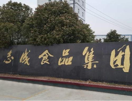 滁州市志成食品集团1吨饺子生产线